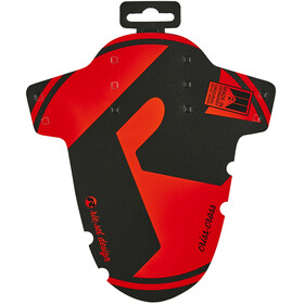 rie:sel design criss:cross Mudguard red/black
